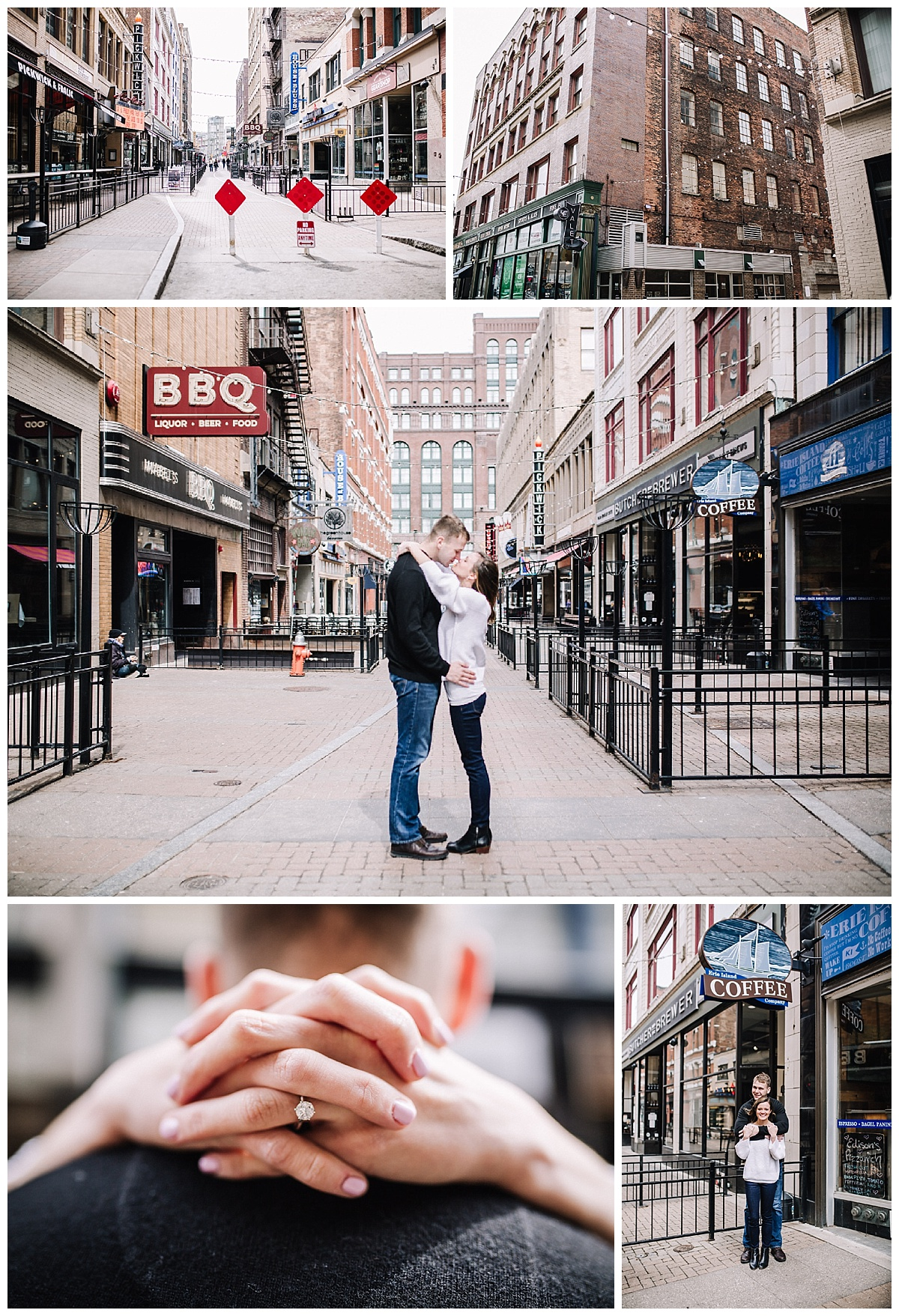 Cleveland Engagement - Northeast Ohio Wedding Photographer