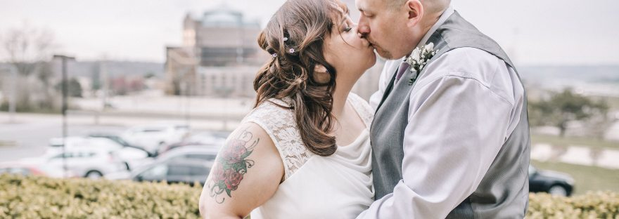 Jen & Joshua - Northeast Ohio Wedding Photographer