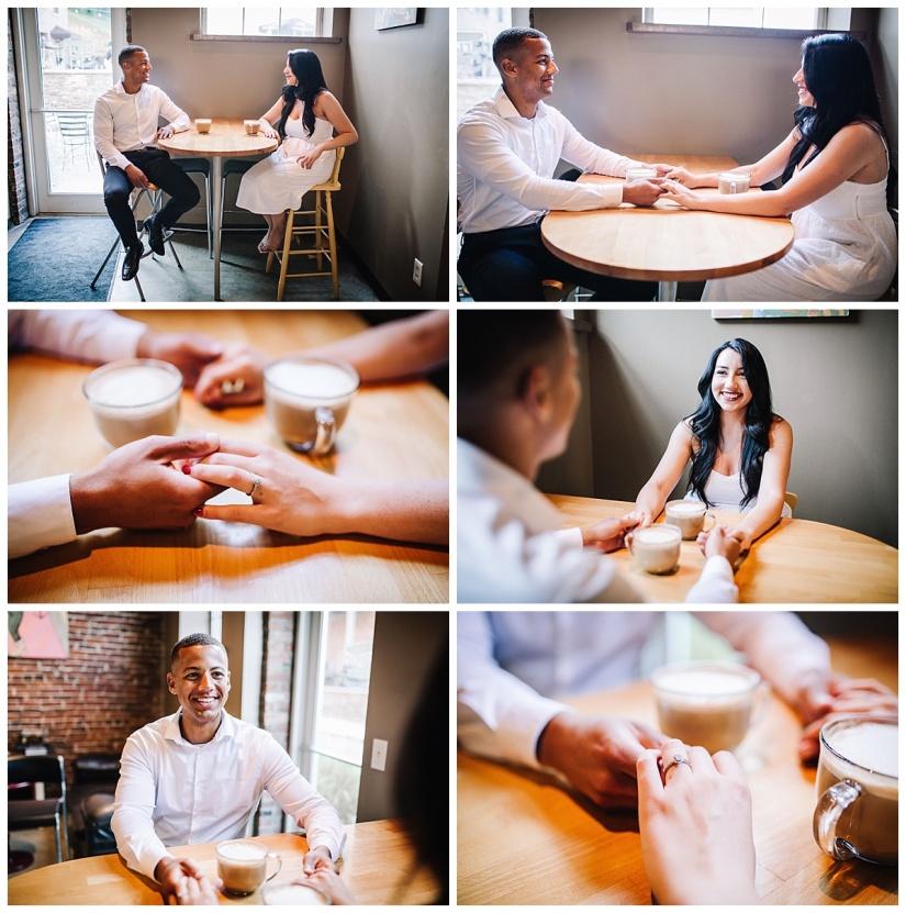 Bri & Dwight's Engagement Session - Northeast Ohio Wedding Photographer
