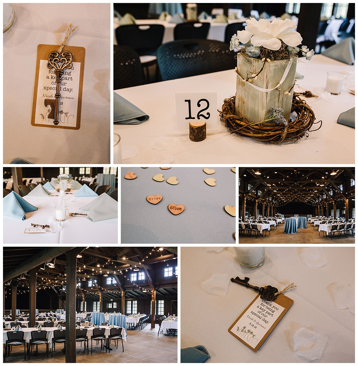 Northeast Ohio Wedding Photographer - Mr. & Mrs. Repko - Happy Days Lodge - Lindsay Dawn Photography