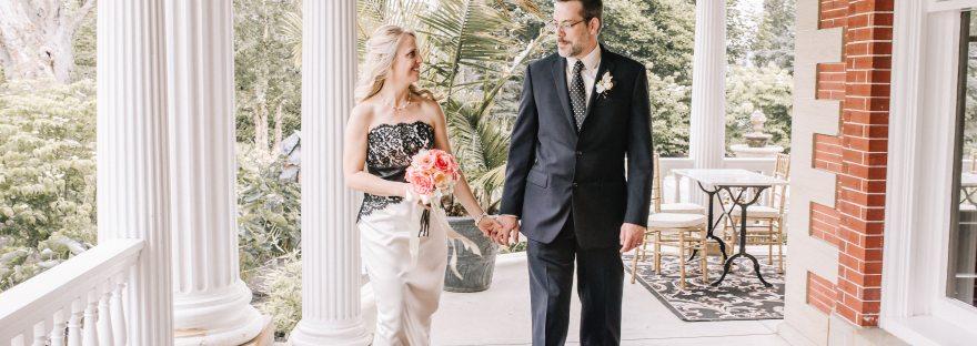 Dania & Jason - Northeast Ohio Wedding Photographer -Sebring Mansion Inn & Spa