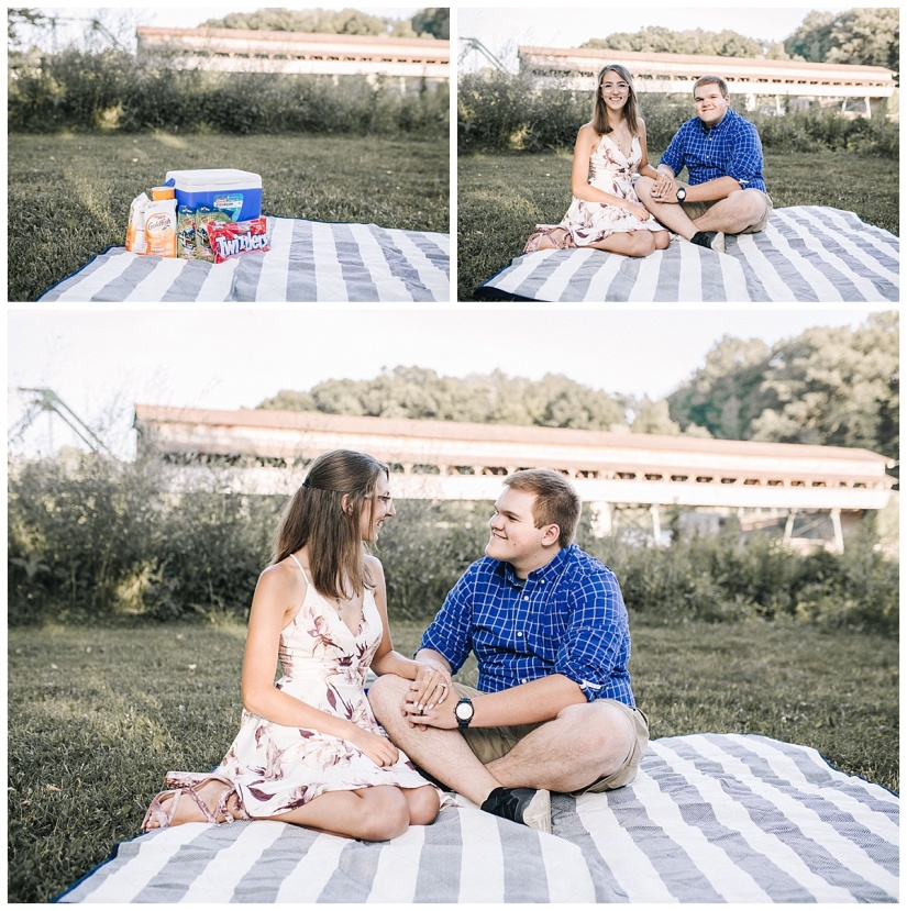 Kyle & Andrea Proposal