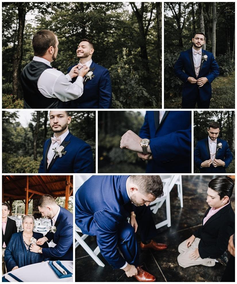 Mr. & Mrs. Tortora - Meadow Ridge Events - Northeast Ohio Wedding Photographer