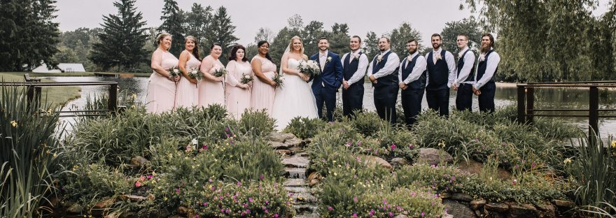 Mr. & Mrs. Tortora - Meadow Ridge Events - Northeast Ohio Wedding Photographer