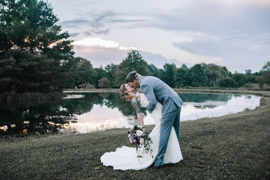 Stacy & David - Northeast Ohio Wedding Photographer -Elopement