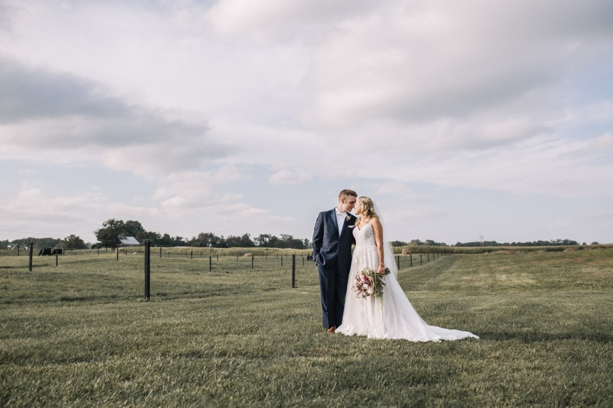 Brookside Farm Wedding - Mr. & Mrs. Kudley - Northeast Ohio Wedding Photographe