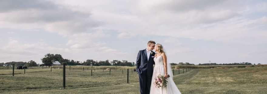 Brookside Farm Wedding - Mr. & Mrs. Kudley - Northeast Ohio Wedding Photographe