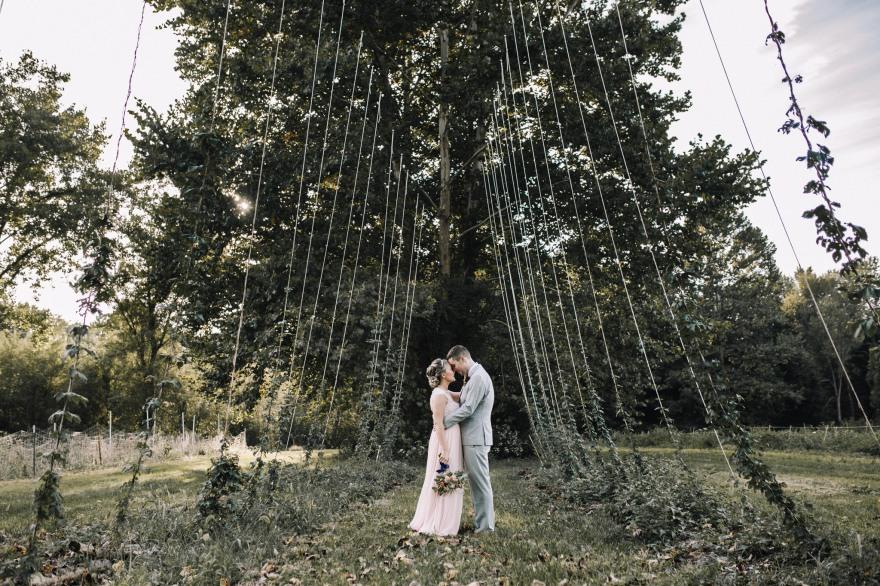 Spice Acres - Sarah & Andrew - Northeast Ohio Wedding Photographer