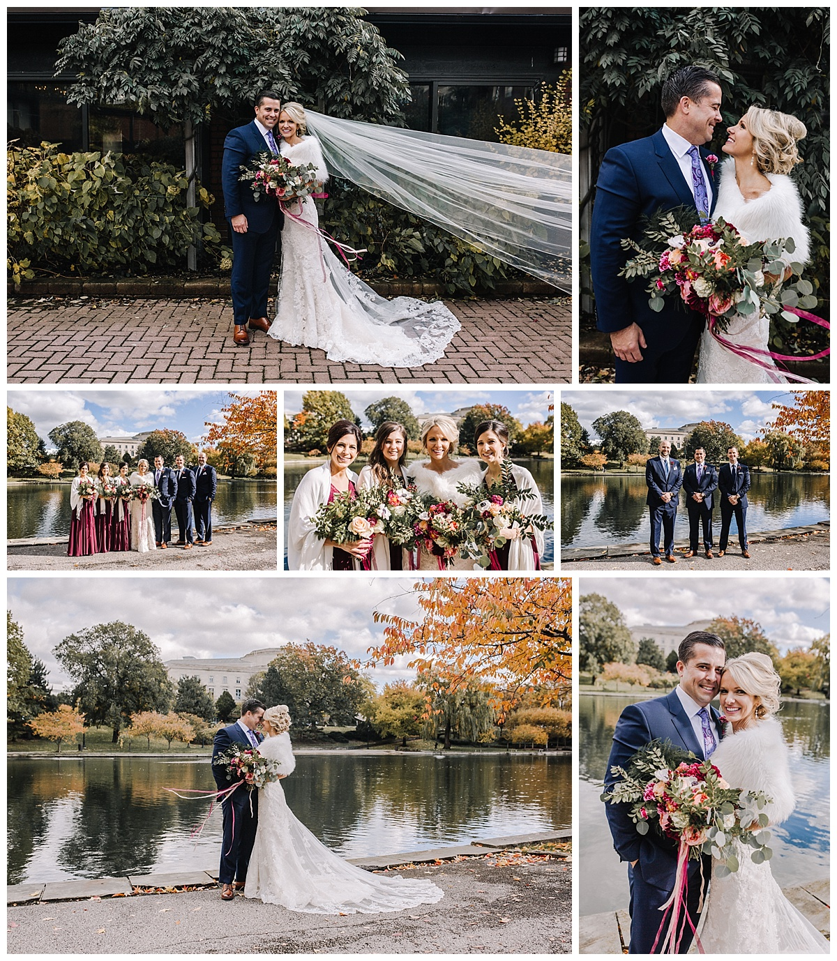 Wade Oval - Cleveland - Northeast Ohio Wedding Photographer