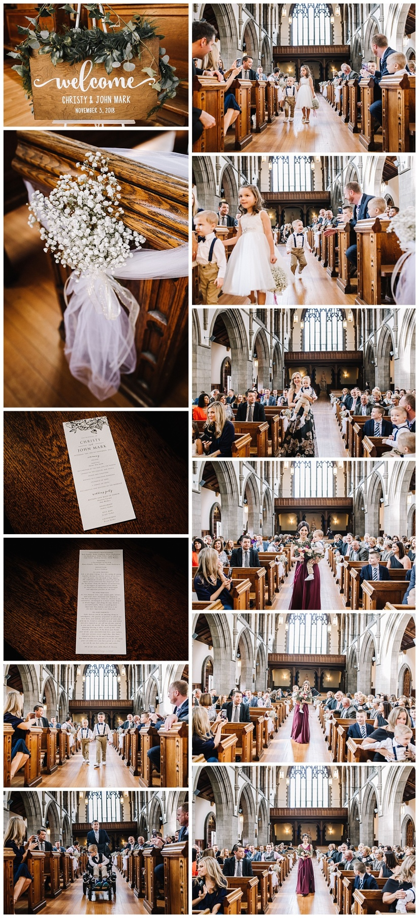Old Stone Church - Cleveland - Northeast Ohio Wedding Photographer