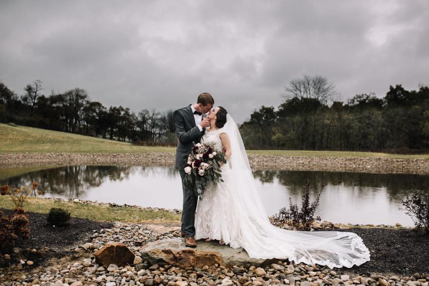 The Encore Hall - Northeast Ohio Wedding Photographer