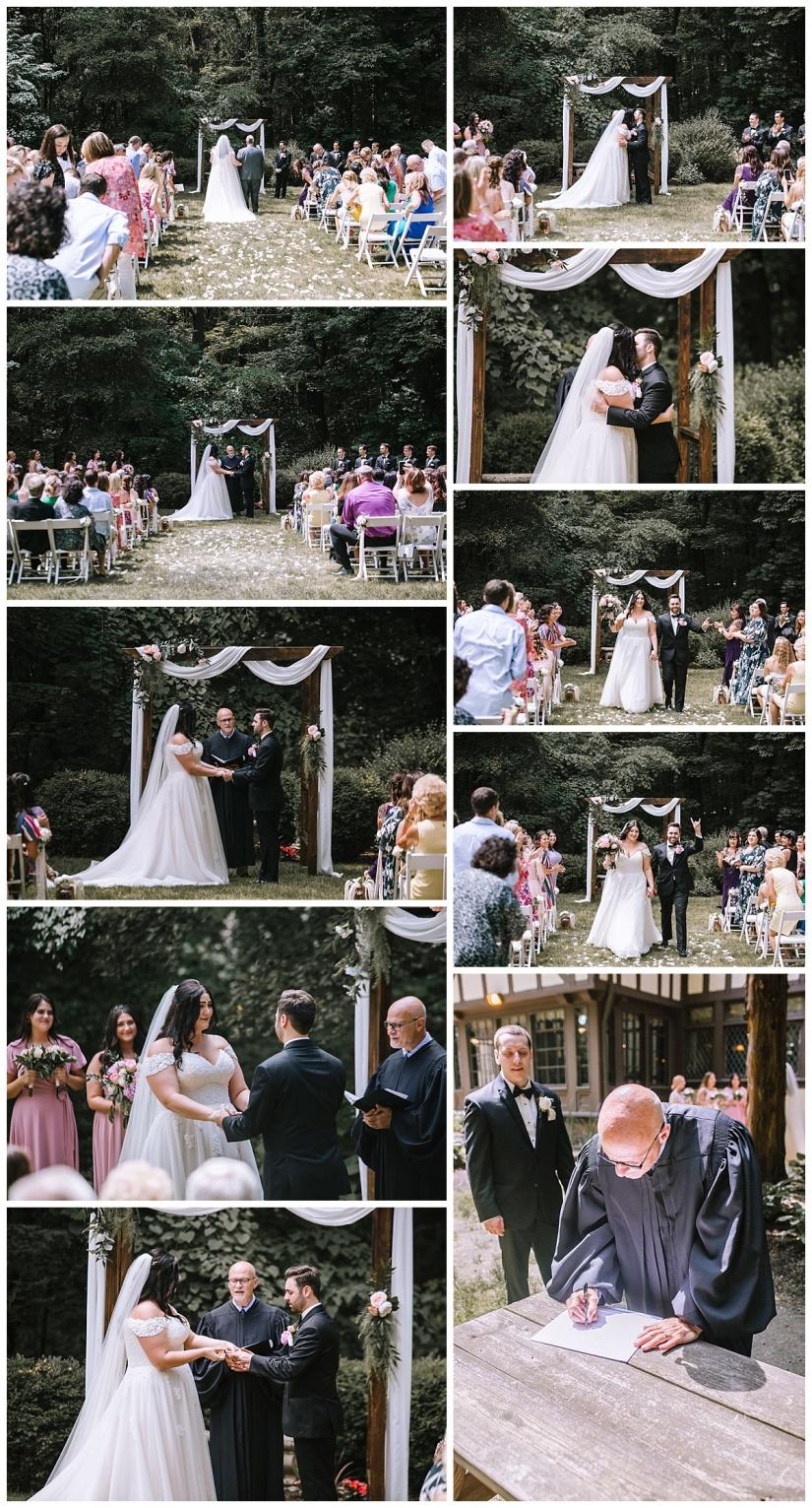 Wildwood Cultural Center - Mentor, Ohio - Northeast Ohio Wedding Photographer