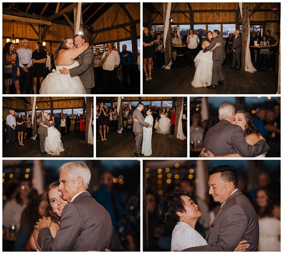 Mr. & Mrs. Sklodowski - White Birch Barn - Northeast Ohio Wedding Photographer